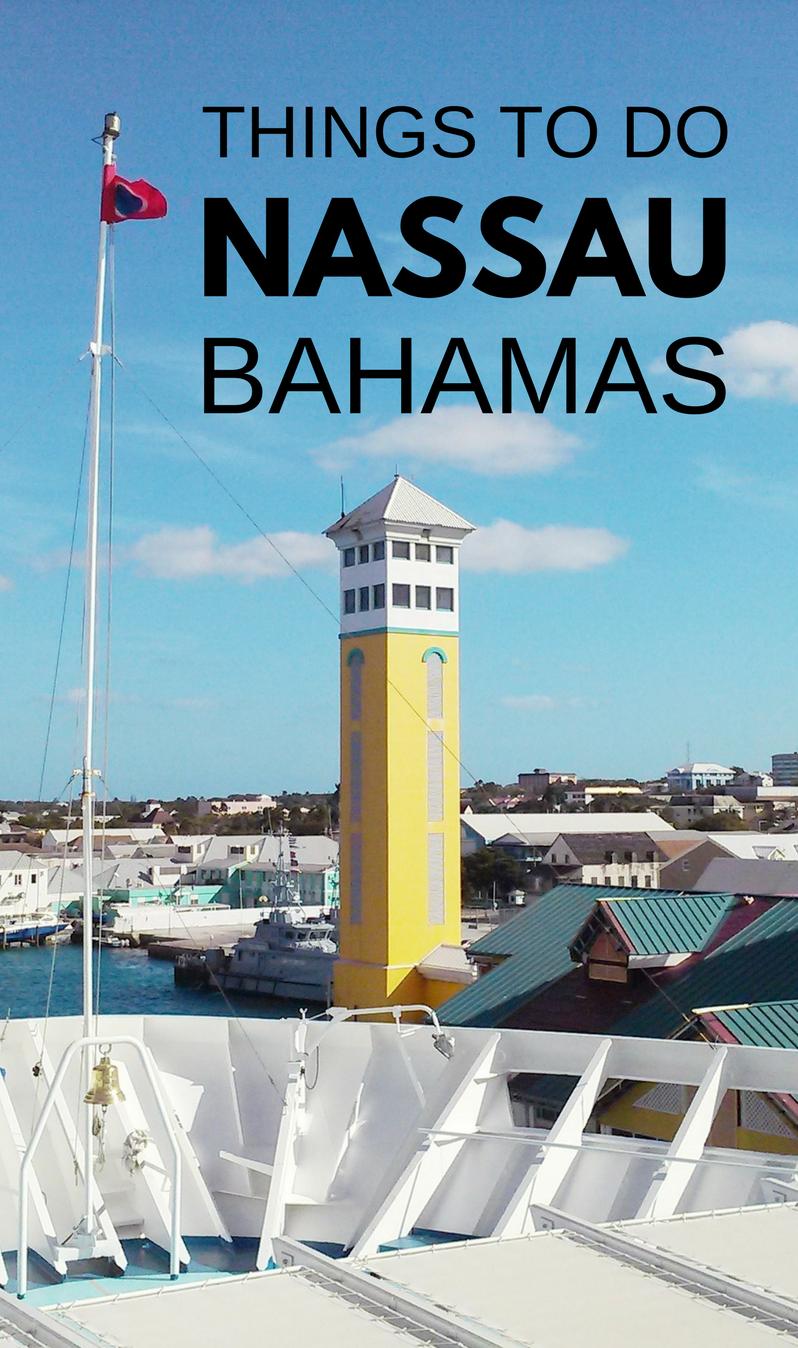 Things To Do In Nassau Bahamas Near Cruise Port Free Cheap - Cheap bahamas cruise