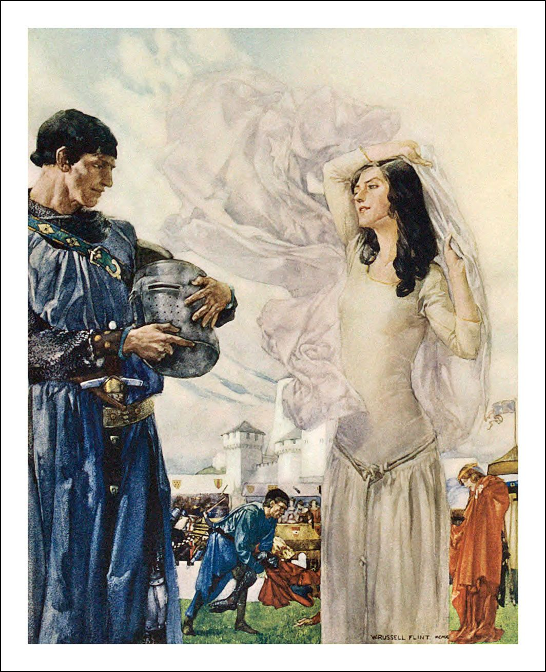 le morte d arthur nobility Use of this phenomenon in a book by thomas malory, le morte d'arthur accusations among the nobility was embraced (neillands, p 63) this advocacy is.