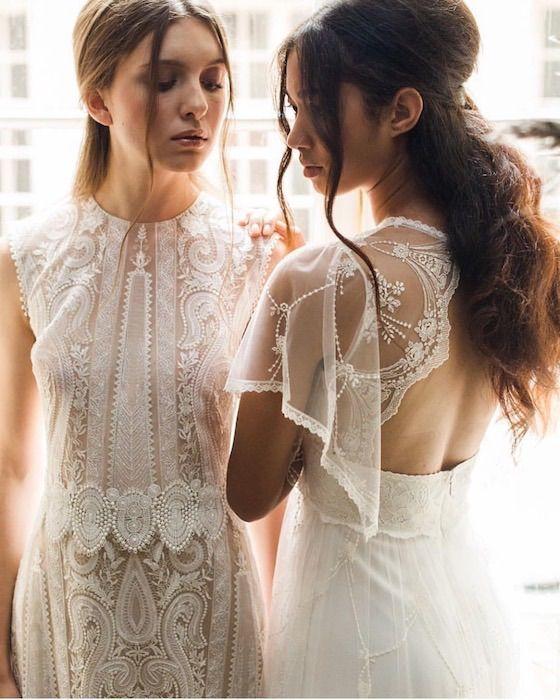 Hochzeit Frisuren Sommer Winter 2018. 111 Fotos nur für