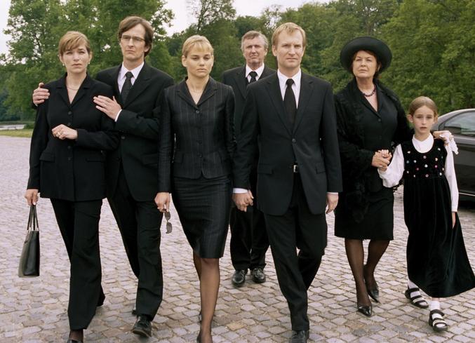 Beerdigung Kleidung Herren