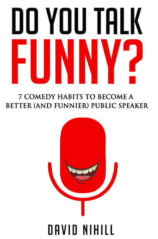 Great article by @publicwords - Secrets of comedians for speakers #nsa15
