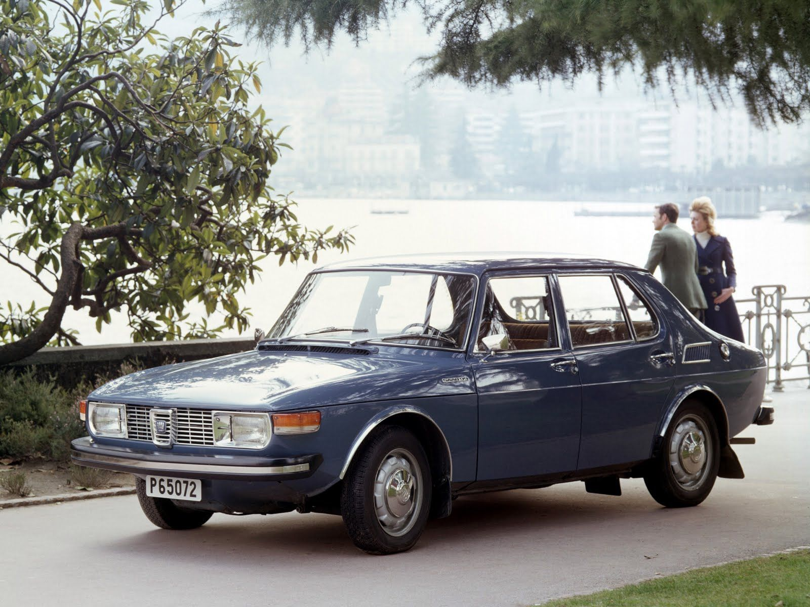 1972 Saab 99 E - My first 'real' car, not counting the Buick jalopy. Took it on at least 5 cross country trips. Sadly it was totaled in 1976 when I was rear ended while stopped at a red light on Broadway and 77th.