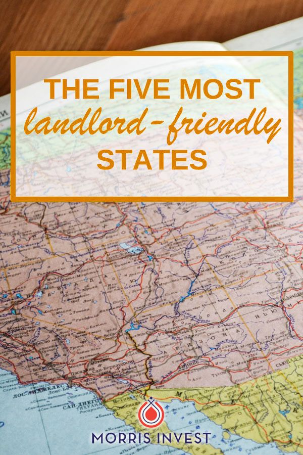 EP108 The Five Most Landlord Friendly States Real estate, Real - landlord spreadsheet