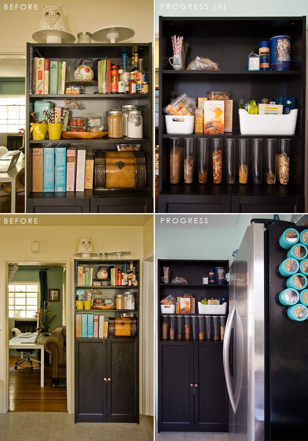 pantry storage ideas | ideas for home | Pinterest