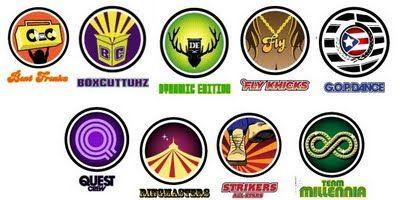 ABDC Season 3 Crew Logos