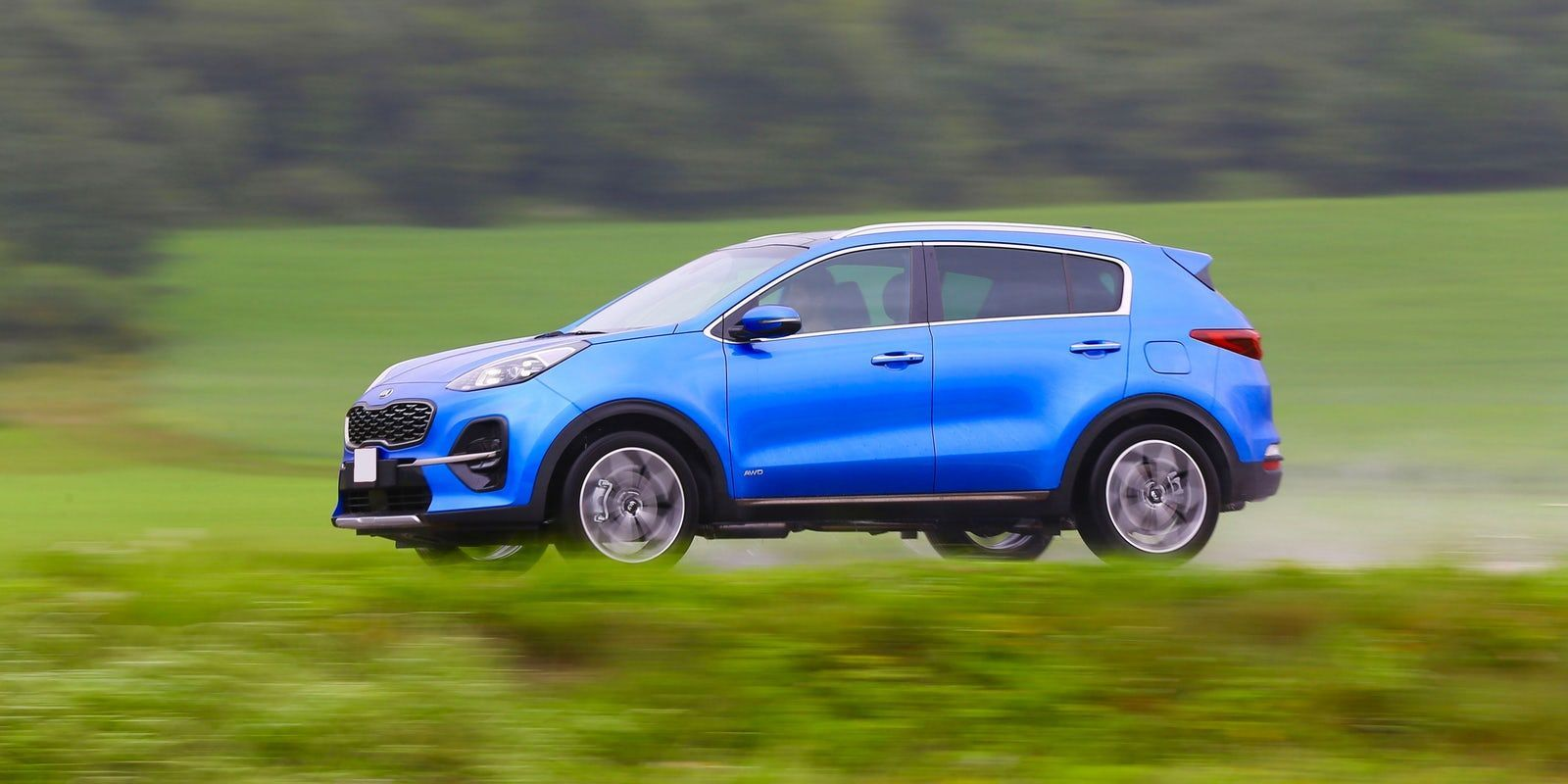 The Kia Sportage 2019 Blue Specs And Review Cars New Pinterest