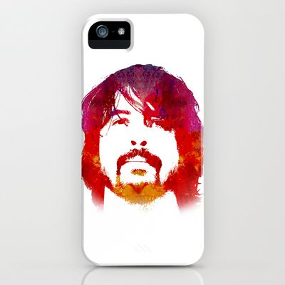 D. Grohl iPhone Case by Fimbis - $35.00