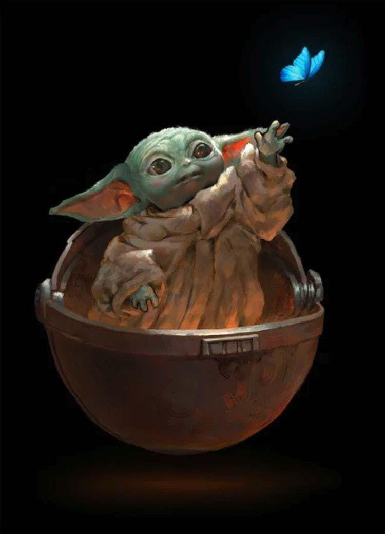 Memes Baby Yoda Portugues Memes Baby Yoda Yoda Art Yoda Wallpaper Star Wars Art