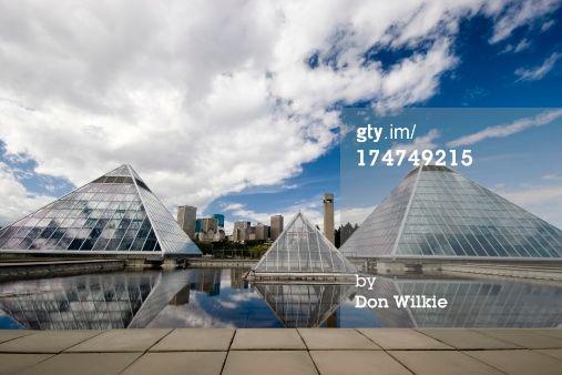 Lizenzfreies Bild: Glass Pyramid