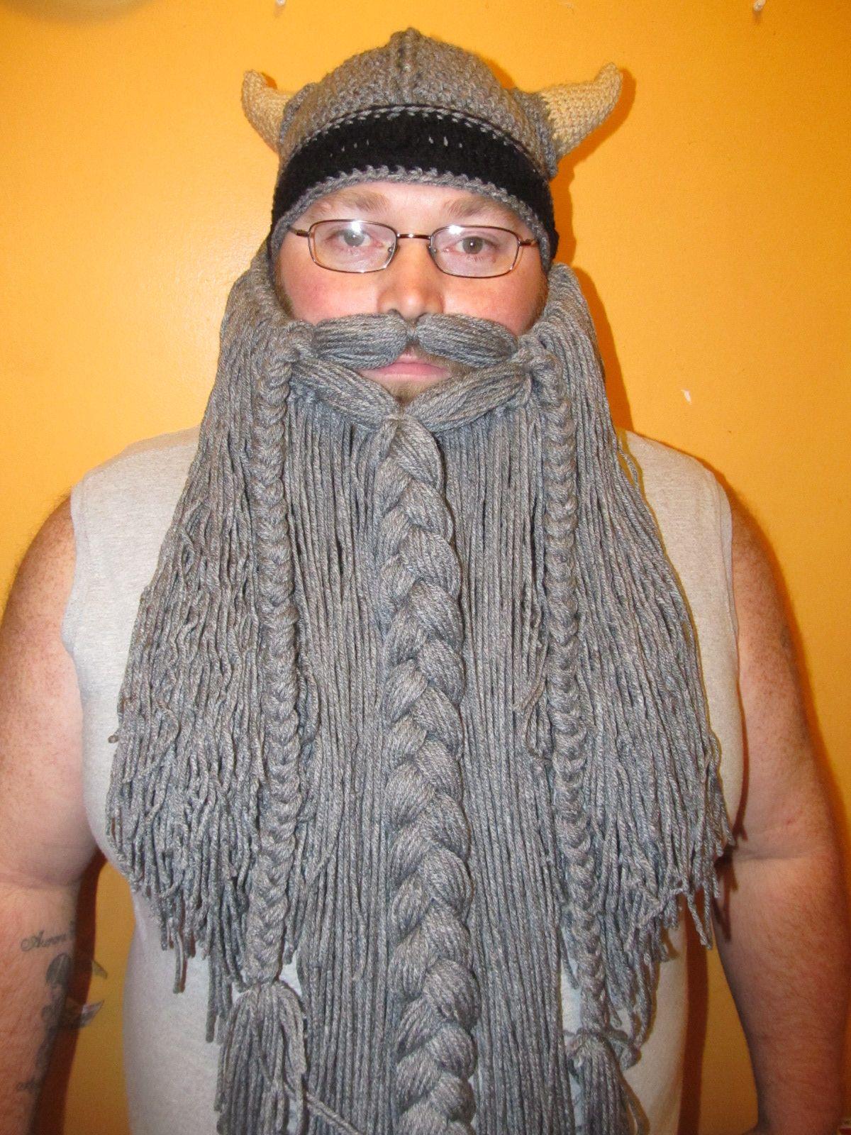 Bearded Viking Hat | Beards - Wow! | Pinterest