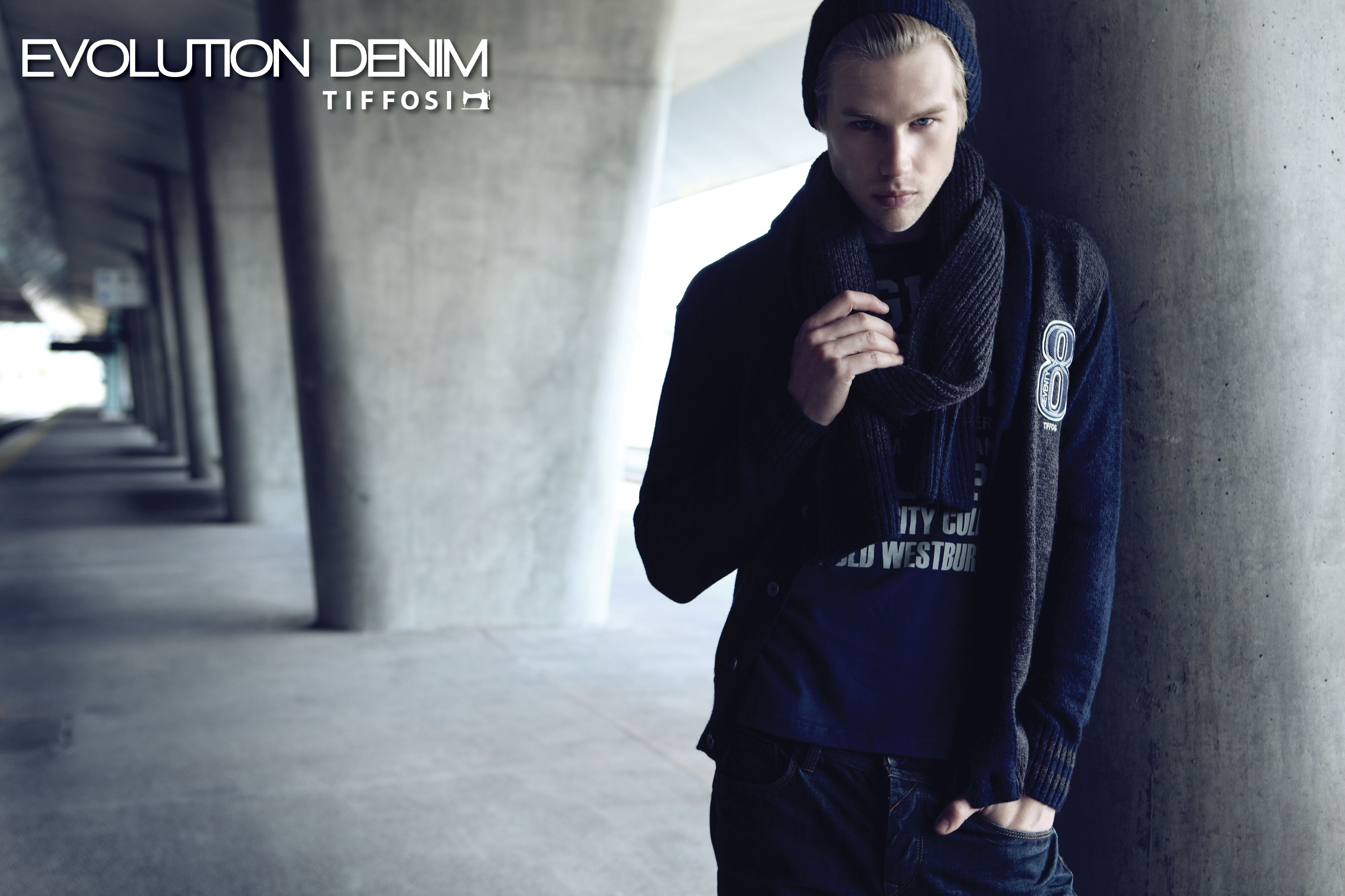Tiffosi | Evolution Denim Collection | Winter 2012