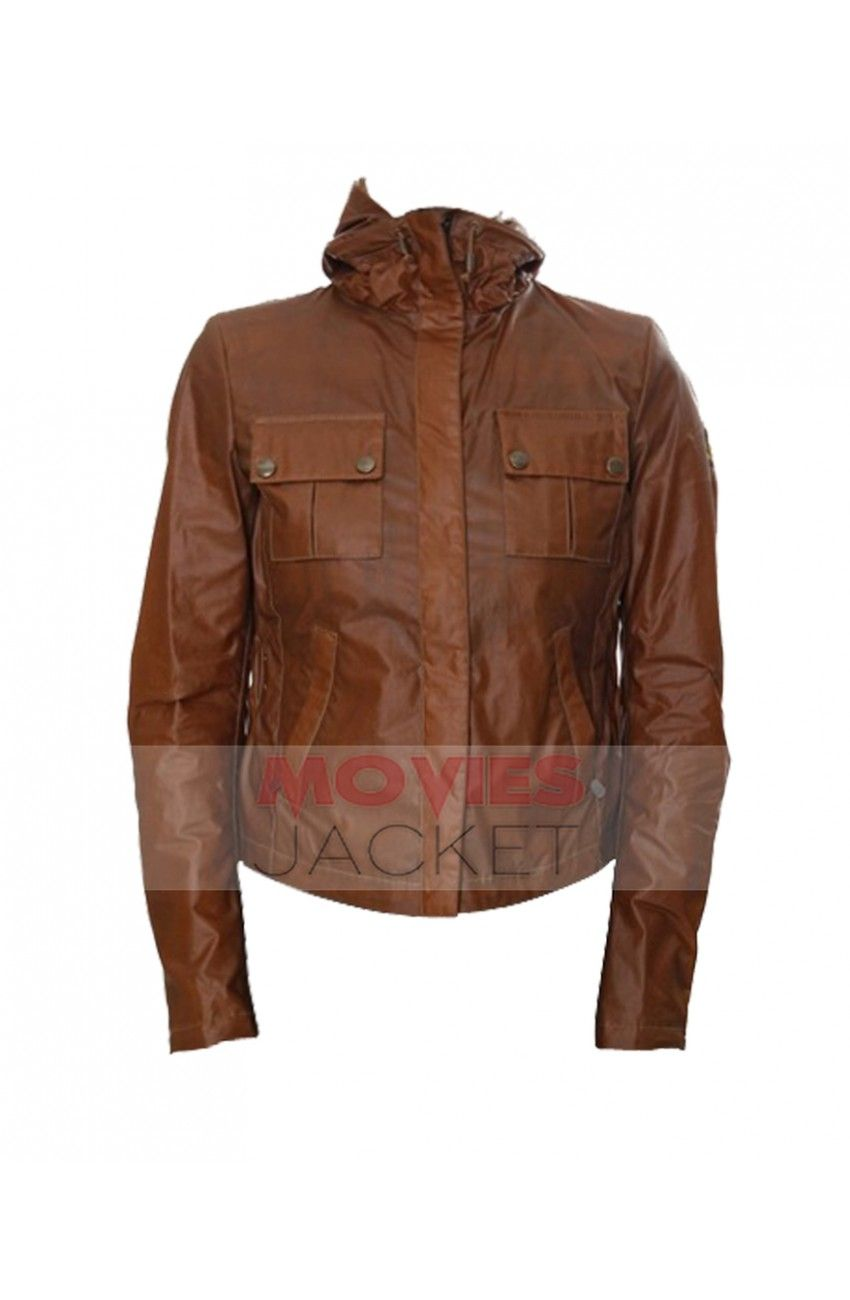 a627a5b101a2 Kristen Stewart Brown Leather Jacket at Reasonable Price $99.99 from  Twilight Movie Bella Swan Jacket for