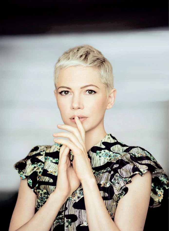 Michelle Williams Photographed By Ugo Richard For Gala Croisette