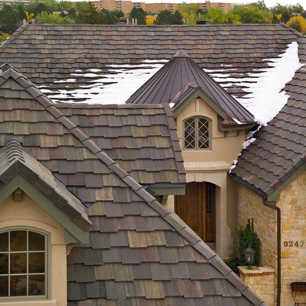 Roofing Boral Usa The One Without The Added Extra Weight Bobby In 2019 Roof Installation