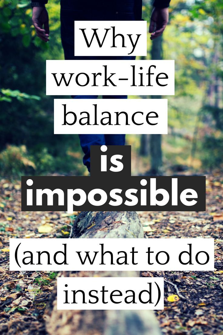 Work Life Balance Quote The One Thing That Will Transform Your Productivity With Jay