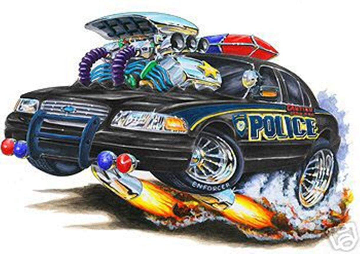 Cartoon Crown Vic | HOT Wheels | Monster trucks, Hot wheels, Vehicles