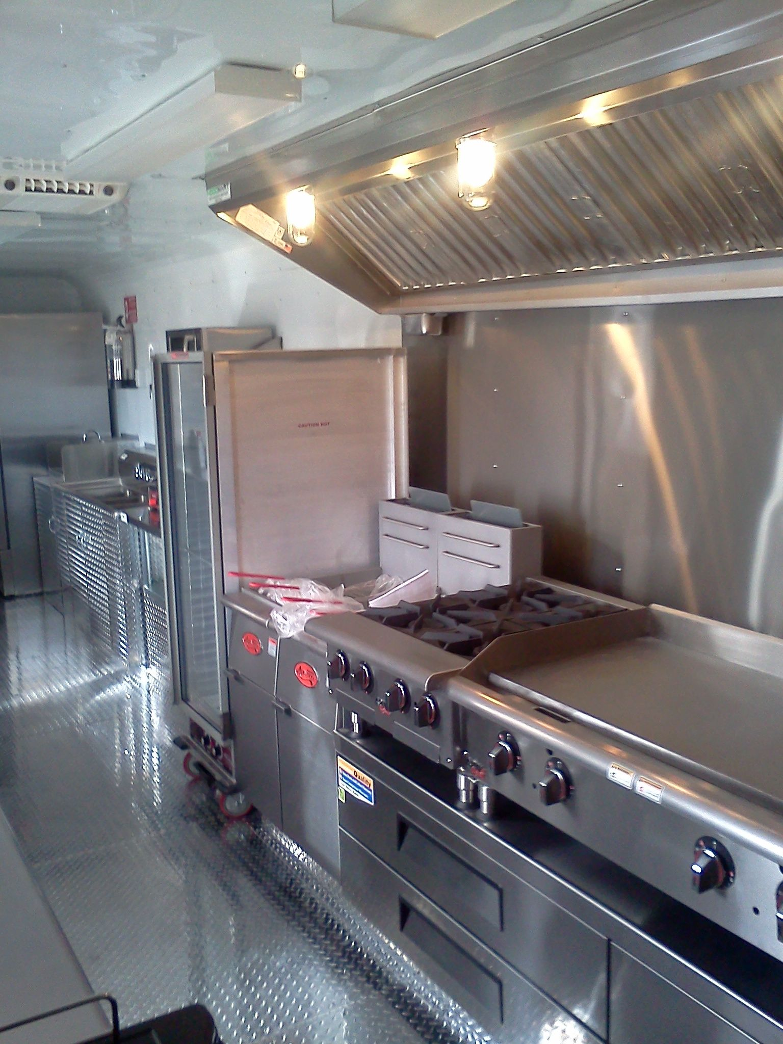 Pin by hoodmart on concession trailer hoods mobile - Commercial kitchen exhaust hood design ...