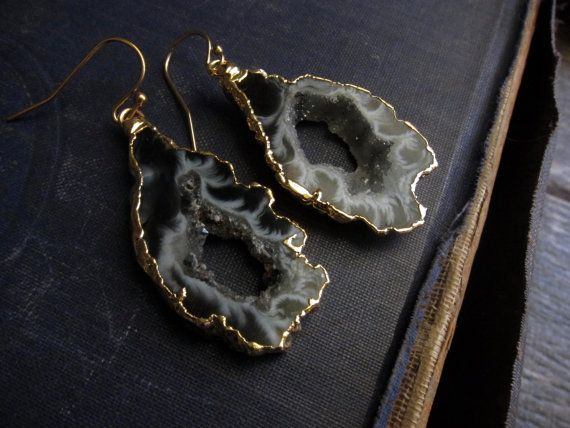 Grey Tone by Jooni Jewelry on Etsy