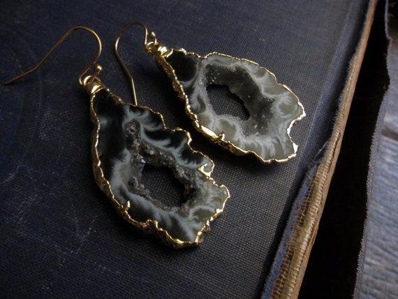 Grey Tone by Jooni Jewelry on Etsy