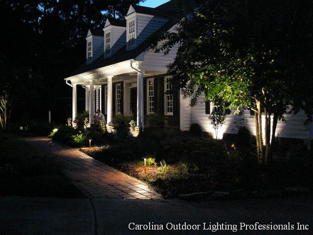 Carolina Outdoor Lighting Professionals Home