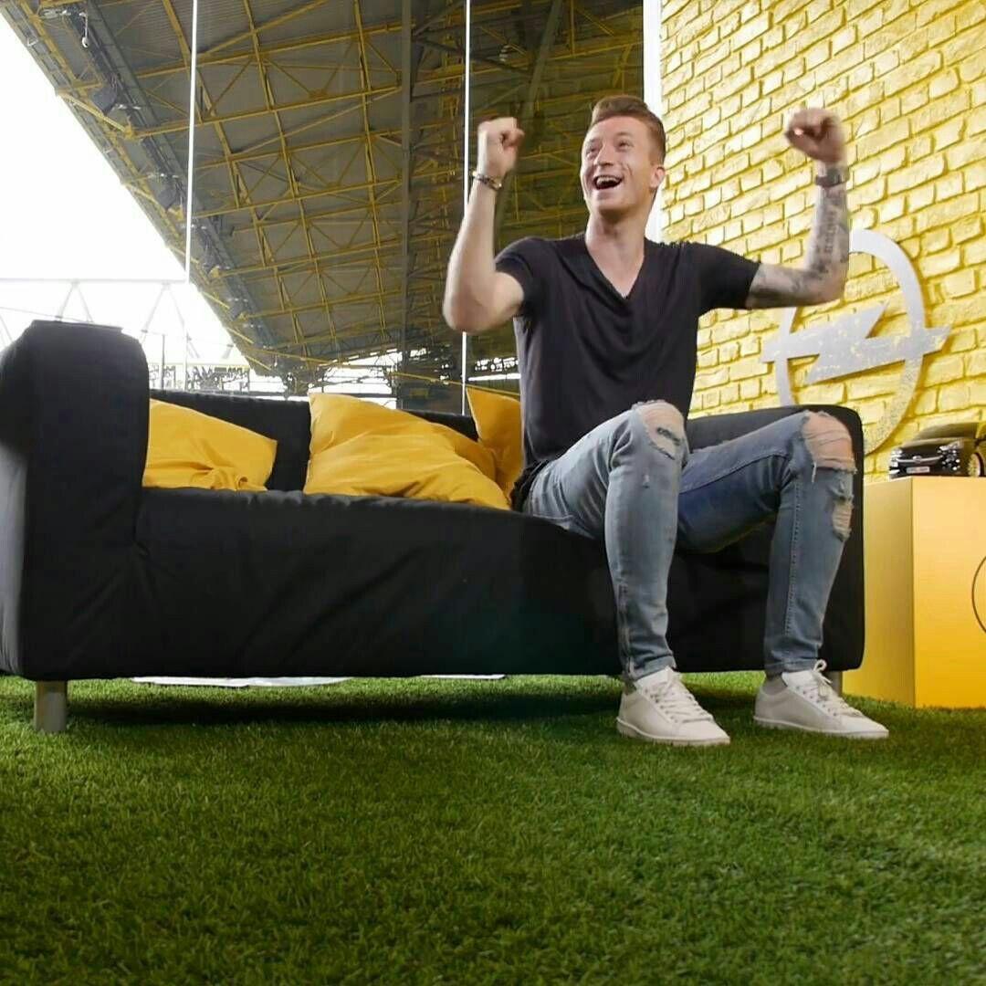 Marco Reus Marco Reus Reus Happy Pictures