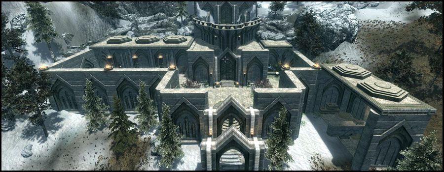 Moonstone Castle at Skyrim Nexus - mods and community