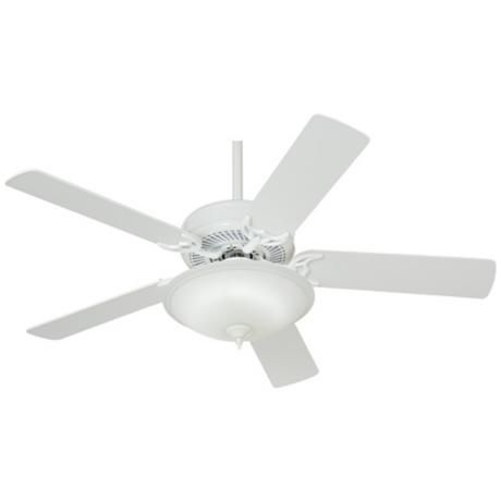 White Fan For Nursery Four Seasons Iii 74u11d Or Just Paint Blades Proyectos