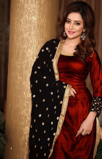 0bc46707197 25 Latest Style Indian Eid Dresses For Girls this Eid 2019
