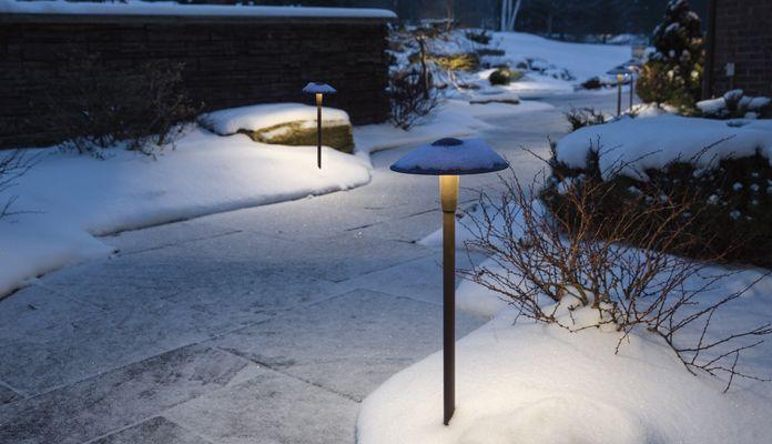 Kichler Landscape Winter Path Lights onesourcelightingcom