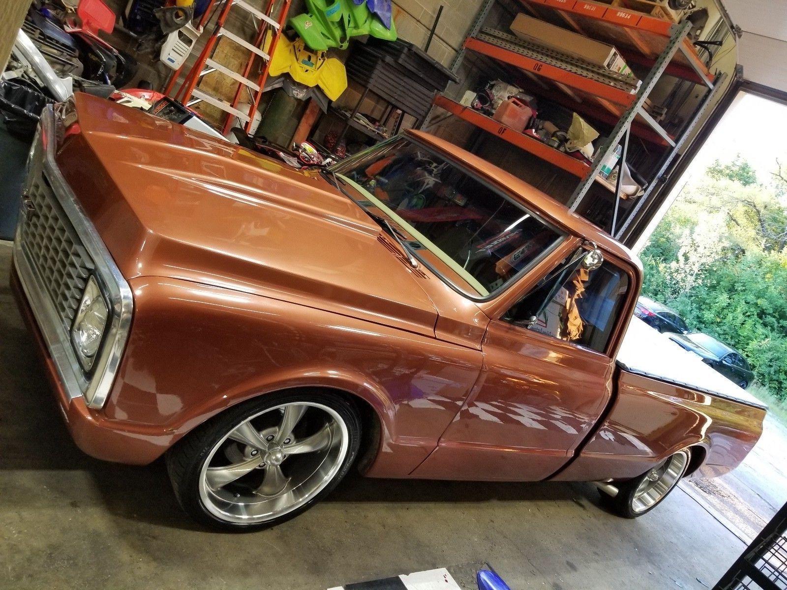 Details about 1970 Chevrolet C-10 C10 | Vehicles | 20 wheels