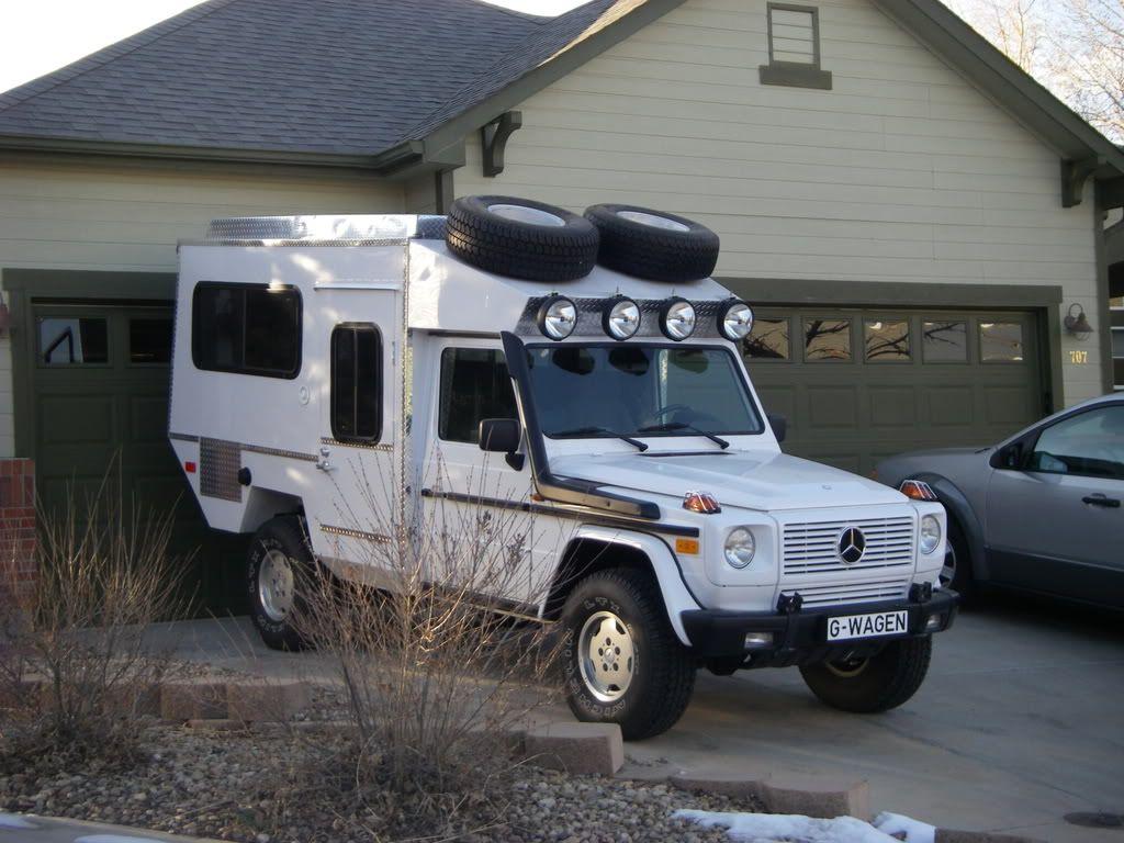 mercedes g wagon 4x4 camper my job my life pinterest klasse weihnachtsideen und wohnmobil. Black Bedroom Furniture Sets. Home Design Ideas