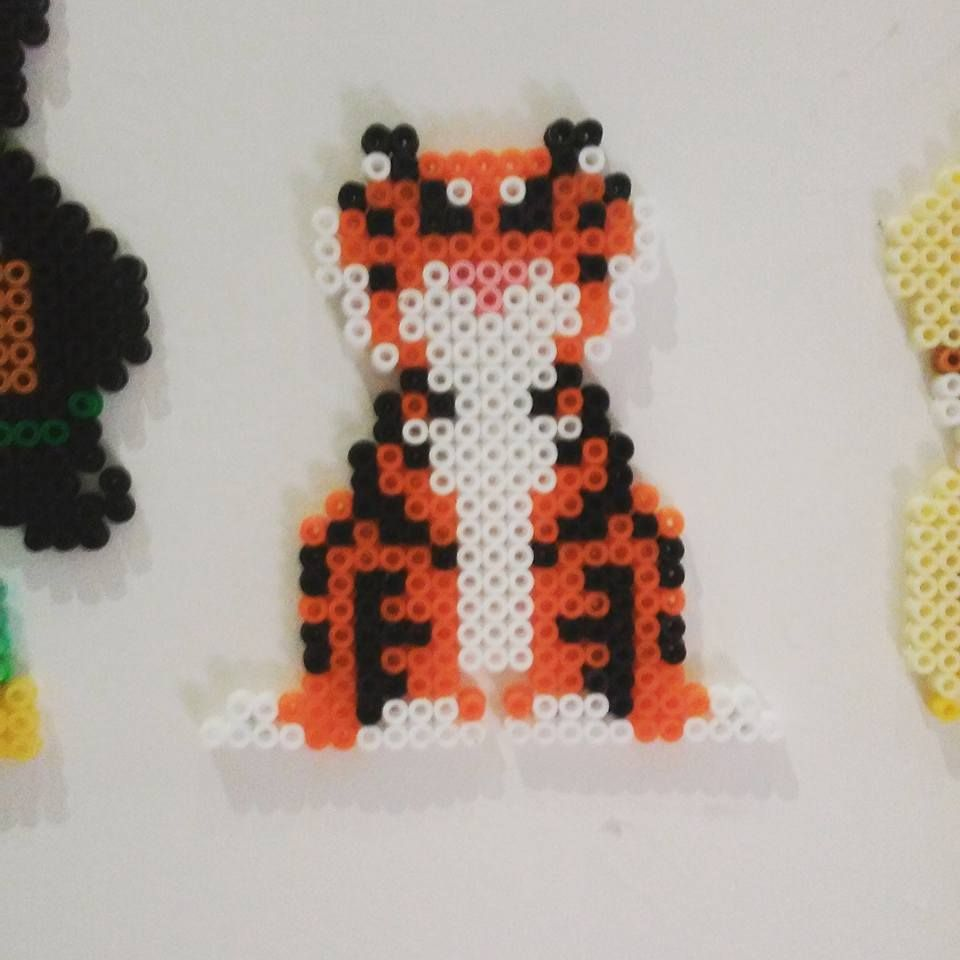 Rajah le tigre de jasmine dans aladdin disney - Tigre de jasmine ...