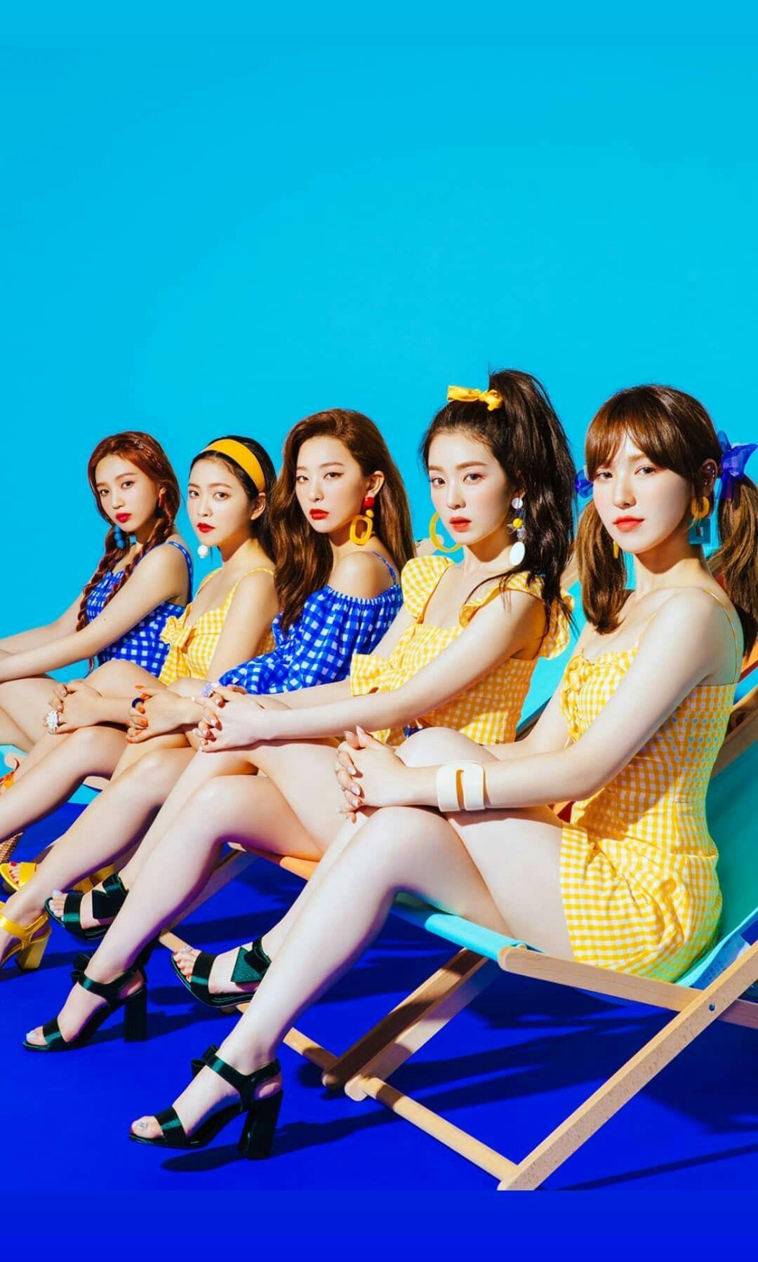 Red Velvet Summer Magic 2018 Powerup Red Velvet Kpop Red Velvet
