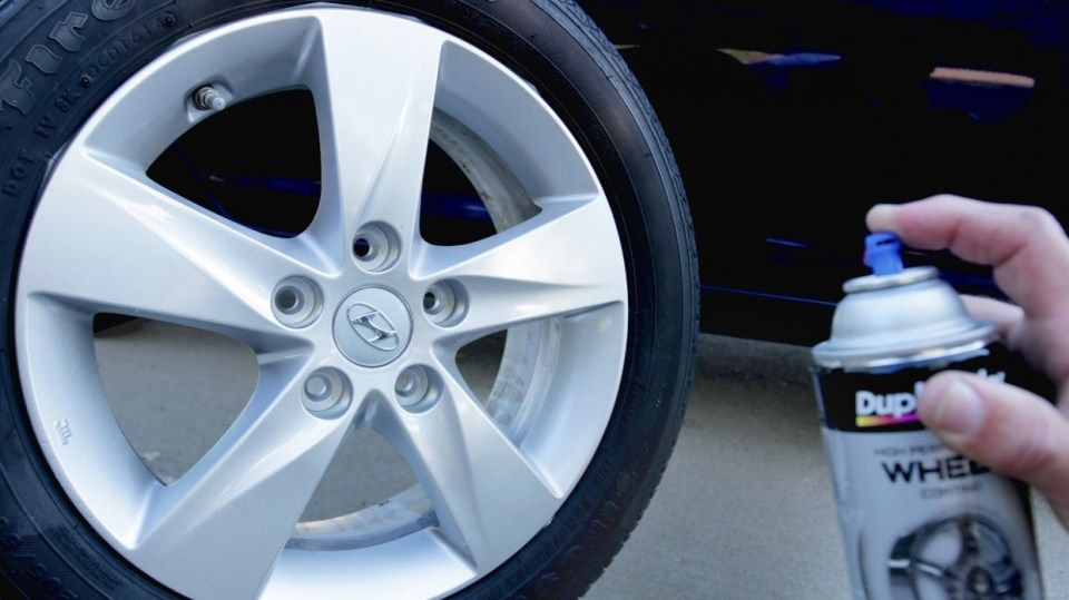 Learn All About Auto Rim Painting Near Me From This