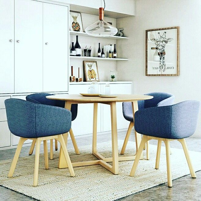e48220a14d Benise Scandinavian Compact 4 Seater Dining Set 1 (1200) (Table, 2 Chairs &  1 Bench) (TS083 & 2xCS092 & 1xCS093) - Dining Tables - Table - Furniture ...
