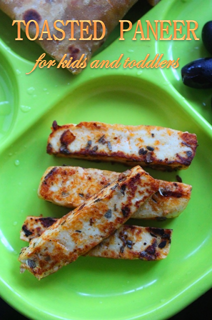 Toasted paneer for kids toddlers finger food recipes baby food yummy tummy toasted paneer for kids toddlers forumfinder Choice Image