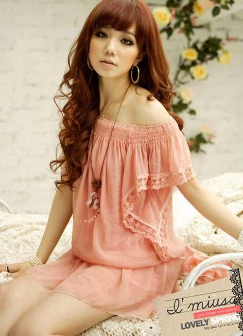 Asian Girls Dress