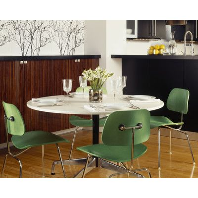 Stupendous Herman Miller Eames Dcm Molded Plywood Dining Chair With Pabps2019 Chair Design Images Pabps2019Com