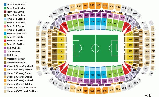 Nrg Stadium Seating Chart Rodeo Awesome Seat Map