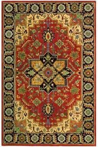 Home Decorators Collection Normandie Area Rug 7 9 Square Rust