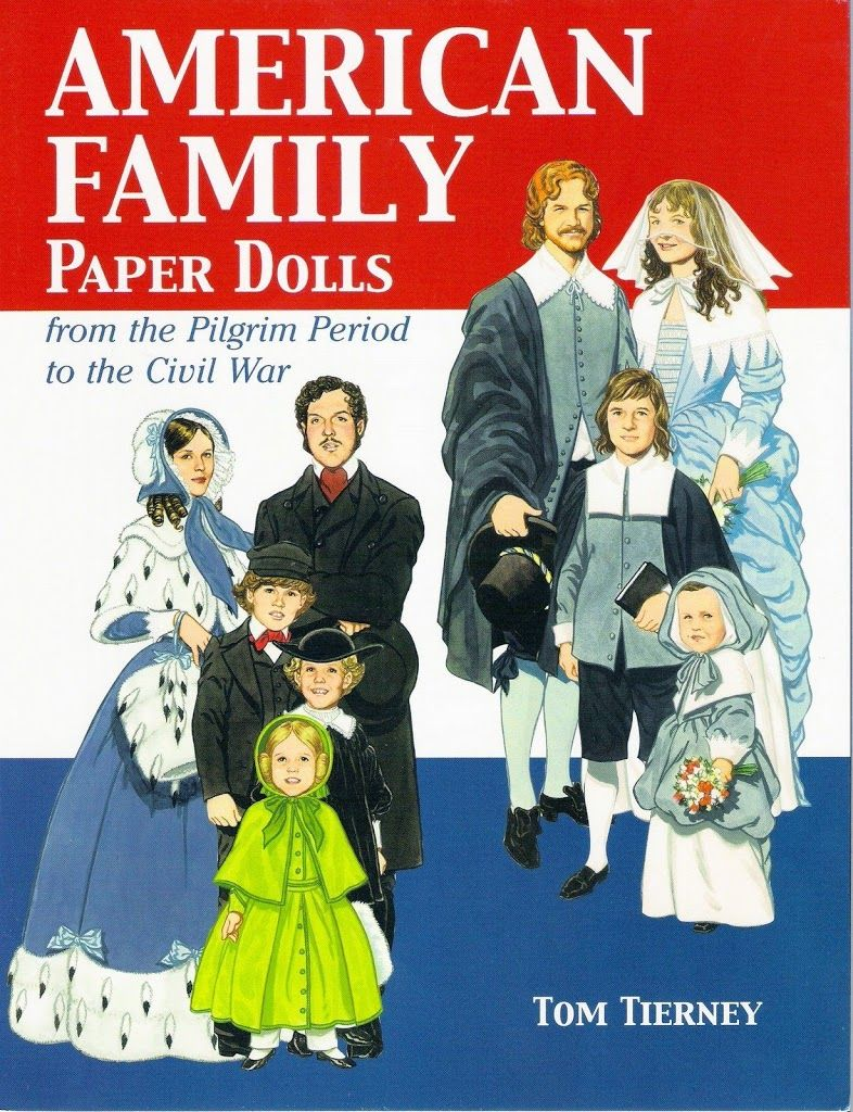 American Family From the Pilgrim Period to the Civil War