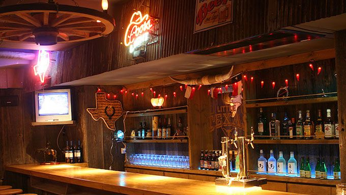 Take A Look At A Country Music Bar In Tokyo Called Little Texas Country Music Country Tokyo