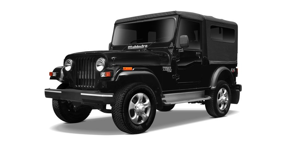 Mahindra Thar New Mahindra Thar Prices Motor Trend India