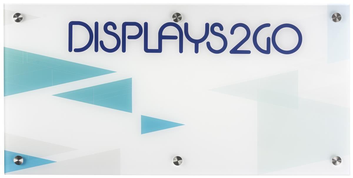 18 X 36 Custom Plexiglass Sign Hardware Included Acrylic Sign Acrylic Signage Custom Print