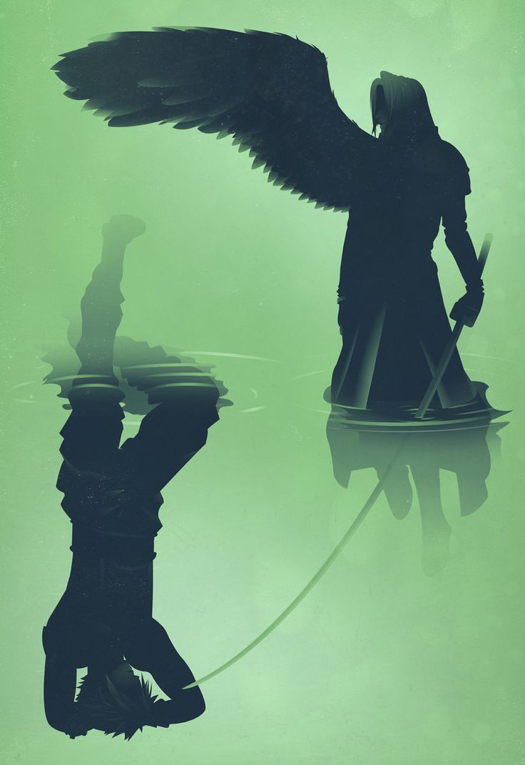 Sephiroth & Cloud Strife   Final Fantasy   Final fantasy