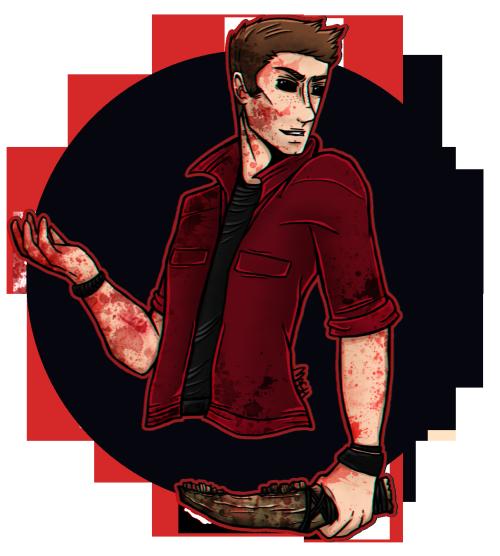 We Love Demon!Dean, masharts: I like the disease. || moar demon!dean...