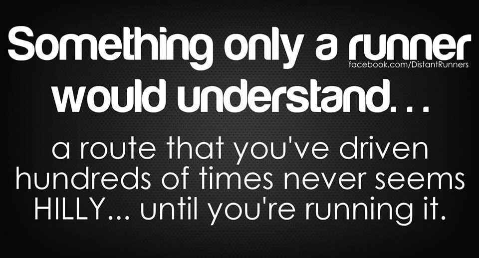 Hill running quote