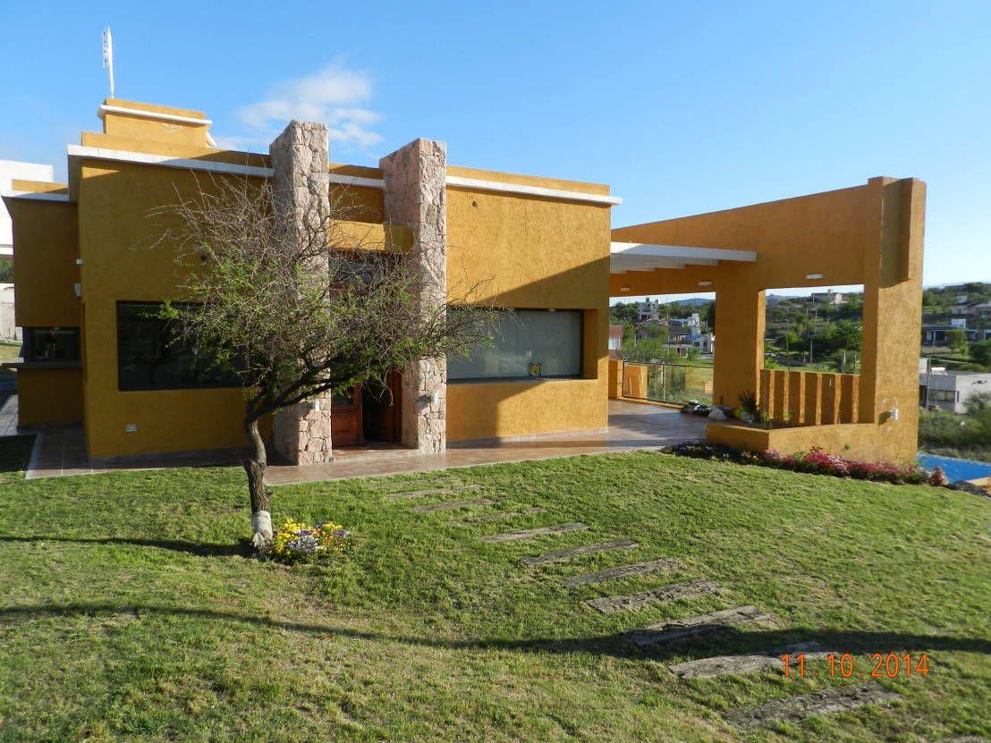 Una casa de campo en las sierras de Córdoba Casas de
