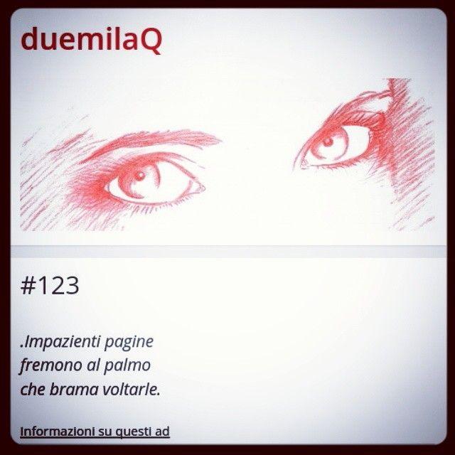 #123...Pagine. #haiku www.duemilaq.com  #duemilaq