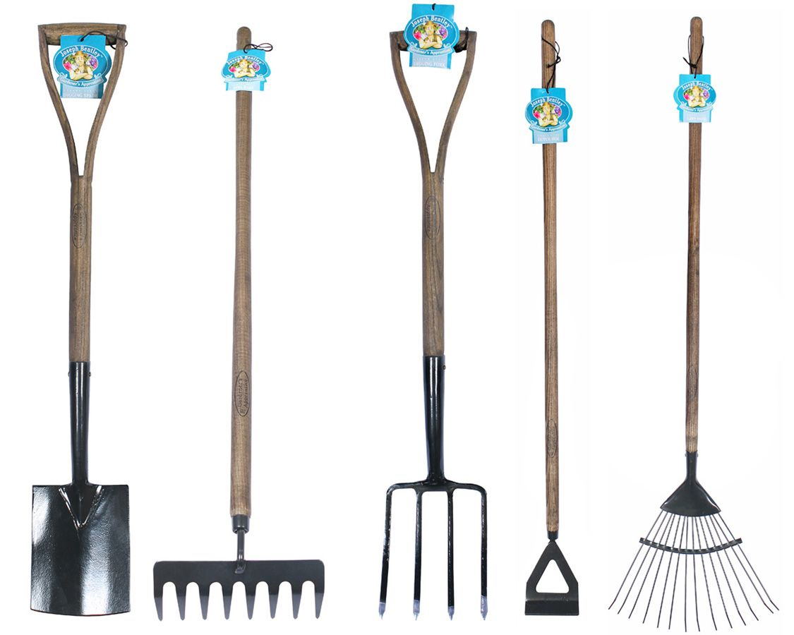 Find the garden tools you need from garden hoes to pruners to keep